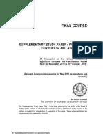 Supplementary May 2017 & Onwards