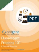 Addgene Fluorescent Protein eBook Final