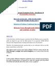 English Translation 30 Hijaab - Jilbaab - Veil for Women