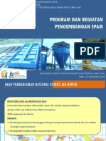 Paparan Workshop Transformasi PDAM Se-Jatim