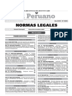 NORMAS LEGALES VIERNES 10 DE NOVIEMBRE 2017 PERU