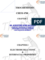 Chapter2 4700E Electrode Rxns