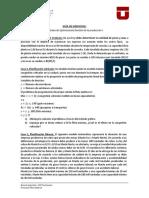 Guía I