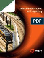 Telecommunications and Signalling