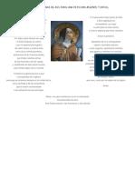 Oracion a Santa Clara de Asis Para Una Peticion Urgente y Dificil