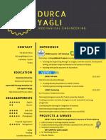 Durca Yagli Cv (English Hd)