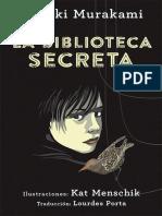 Murakami, Haruki - La Biblioteca Secreta [35155] (r1.3)
