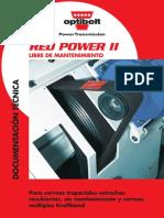 Optibelt ManualTecnicoRedPower16 p.