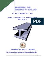 Carpinteria Metalica FIC