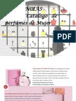Perfumeria Premium SV Catálogo - Mujeres
