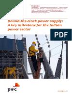 Round the Clock Power Supply Pwc