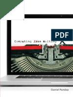 Daniel Punday. Computing as Writing