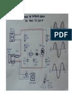 Digrama Del Control de Potencia de 6000 w