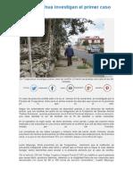 En Tungurahua Investigan El Primer Caso de Zoofilia