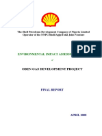 Oben Projects EIA Report