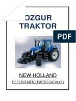 2013 Ford Tractor Parts Catalog | Steering | Cylinder (Engine)