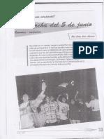 ¿Una nueva movida estudiantil? 5 de Junio de 1997
