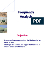 3 Frequency Analysis