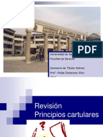 Revision Cartular (Titulo valor)