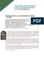 Les 8 introductions philosophiques essentielles  de Thomas d'Aquin.doc