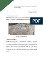 Excavaciones Arqueológicas en Área Residencial Del Periodo Formativo (Horizonte Temprano) Del Sitio Arqueológico de Pallka