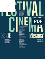 Festival Cinéma Télérama 2018, le programme