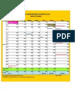 Tri-Semester Programmes Academic Calendar 2017