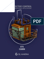 Sts Crane Operator Cabins