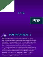 OSPE- PM