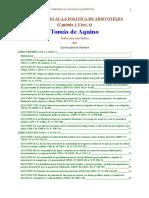 Commentaire de la politique d'Aristote (espagnol).doc