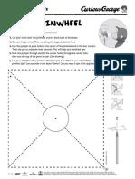 Cc Pinwheel Bw
