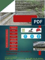 Medidas de Seguridad e Impactos Ambientales en Obras de Riego