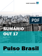 Ipsos Pulso Brasil 2017 10 - Sumario