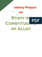 Alloys Part1