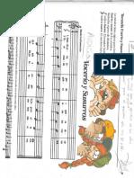 Partitura de Piano Iniciacion 4