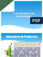 ClaseNº5 Los Indicadores de Productividad