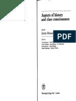 István Mészáros (ed.) - Aspects of History and Class Consciousness.pdf