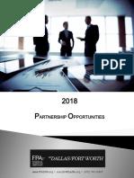 DFW 2018 Sponsor Packet