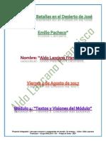 Proyecto Integrador Módulo 4 - Prepa en línea - S.E.P. - G11.