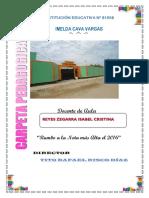 CARPETA PEDAGOGICA ICV