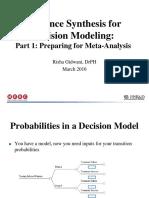 Part 1 Preparing for Meta-Analysis 2016