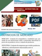 Estructura de Mercado 2016