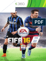 Fifa-16-Manual Microsoft Xbox 360 It