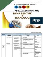 RPT Reka Bentuk & Teknologi  Tahun 4 2018.docx