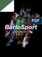 Catalogo Barlosport 2017