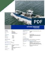 Product Sheet Oyster Dredger 2908 YN 588 Jacoba Prins 06 2005