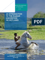 An Introduction to the Convention Ramsar Wetlands