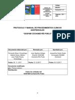 Manual de Procedimientos Clinicos Asistenciales 2017 Cochamo (1)