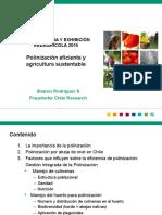 2. -Polinizacion Eficiente y Agricultura Sustentable- Sharon Rodriguez