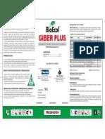 BioEcol GIBERPLUS50L